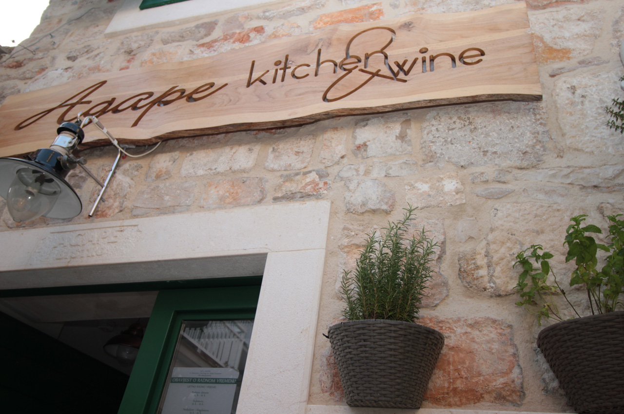 Agape Kitchen & Wine